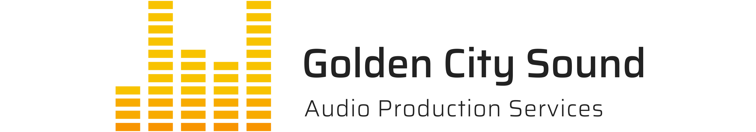 Golden City Sound | Audio Production Services